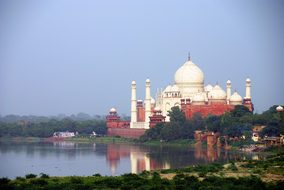 India Travel Agra Taj Mahal India India In