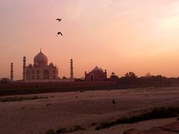 Taj Mahal Architecture Building Agra Tomb
