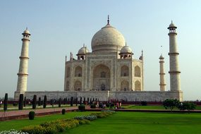 Taj Mahal, Unesco Site, World Wonder