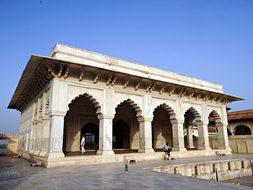 Agra Fort, Musamman Burj, Mughals