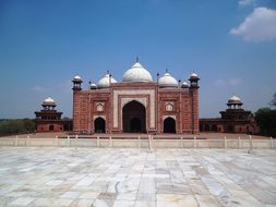 Agra, History, Arc, Architecture, India