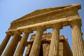 Italy, Sicily, Agrigento