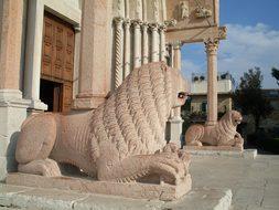 Ancona, Italy, Cathedral, Church