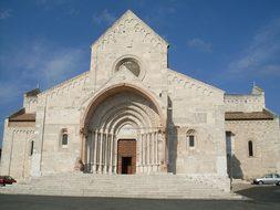 San Ciriaco, Ancona, Cathedral, Italy