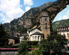 Church, Andorra, Andorra La Vella