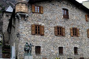 Andorra, Andorra La Vella, House