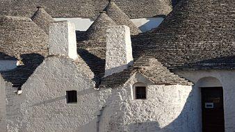 Trullo, Houses, Monte Pertica
