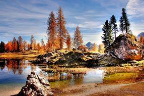 Dolomites, Mountains, Italy, Alpine