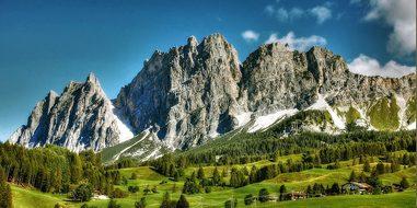 Dolomites, Cortina D'Ampezzo, Italy
