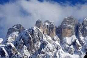 Monte Civetta, Alleghe, Dolomites