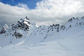 Step Padon Dolomites Sci Dolomiti Superski