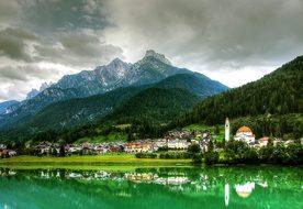 Auronzo Di Cadore, Dolomites, Mountains