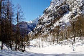 Val Of Zoldo, Monte Civetta, Dolomites