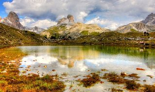 Dolomites, Mountains, Italy, South Tyrol