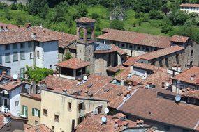 Bergamo, High City, Historical Centre
