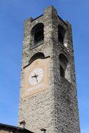 Torre, Bergamo, High City