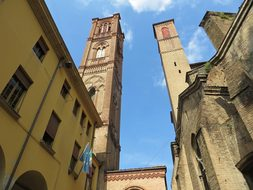 Italy Bologna Tours Torre Asinelli Torre G