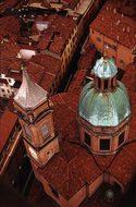 Italy Bologna City Historically Architectu