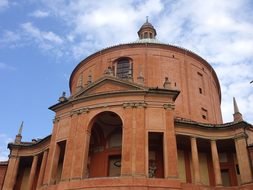 Bologna St Luke Italy Church Cathedral Mon