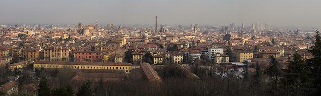 Bologna Cityscape Italy Bologna Bologna Bo