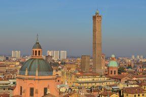 Bologna San Petronio Italy Cityscape Bolog