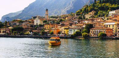 Limone, Garda, Holiday, Italy, Brescia