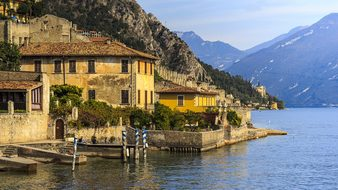 Limone, Garda, Italy, Holiday Shores