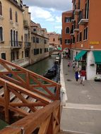 Venice, Italy, Summer, Clouds, Landscape