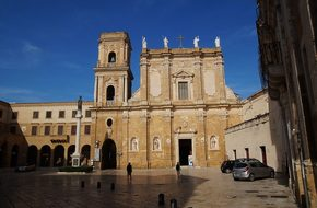 Brindisi, The Cathedral, Puglia, Apulia