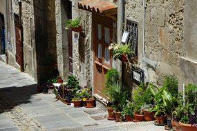 Sardinia, Cagliari, Old Town, Italy