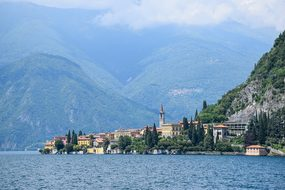 Lake Como, Italy, Holiday, Sea, Water