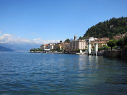 Lake Como Italy Water Holiday Basant Di Co