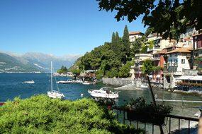 Italy, Lake Como, Varenna