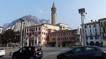 Italy, Lake Como, Leco