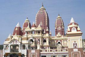 Temple Birla Temple Laxminarayan Temple Hi