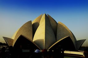 Travel, Outdoors, Lotus Temple, Delhi