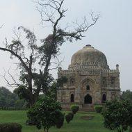 India, Delhi, Lodhi Gardens