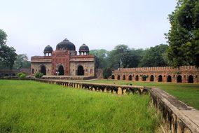 India Delhi Tomb Architecture Delhi Delhi