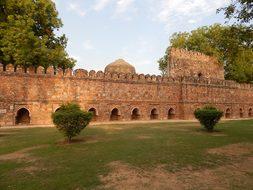 India New Delhi Lodhi Garden Delhi Culture