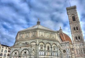 Florence Italy Duomo Europe Firenze Archit