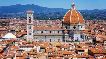 Architecture, City, Travel, Panoramic