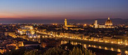 Europe Italy Florence Firenze Italian Trav