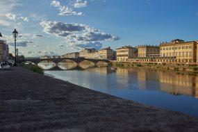 Tuscany, Italy, Reflection, Florence