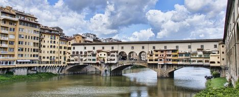 Italy, Florence, Europe, Architecture