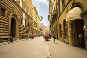 Florence Italy Architecture Buildings City