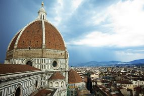 Florence Cathedral Cathedral Of Saint Mary