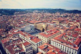 Firenze Florence Italy Europe Cityscape La