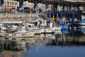 Port, Genoa, Italy