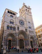 Italy, Genoa, City, Old Town