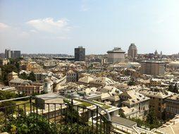 Genoa, Italy, City